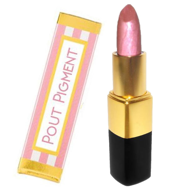 Rose All Day Pout Pigment Natural Lipstick (Rose Gold)