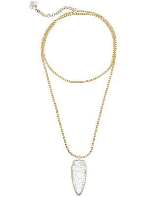 Kendra Scott Sienna Pendant Necklace