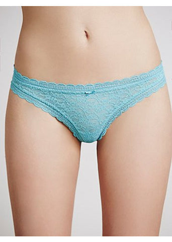 Free People Dreams Come True Thong