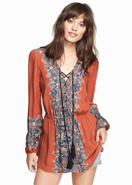 Free People Wildest Moments Tunic