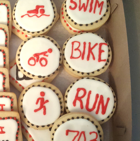 Triathlon Cookies