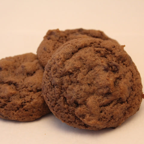 Double Chocolate Chip Cookies - 1 dozen