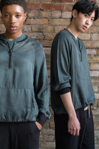 Wellesley Jacket - Evergreen