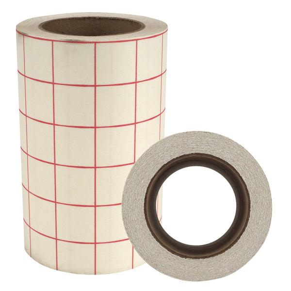 "Angel Crafts 3"" by 25' Transfer Paper Tape Roll w/ GRID - Angel Direct Products"
