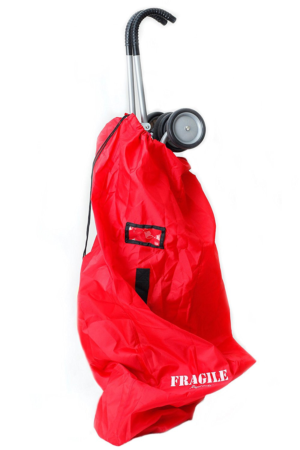 Angel Baby Red Travel Bag for Umbrella Strollers - Angel Direct Products - 7