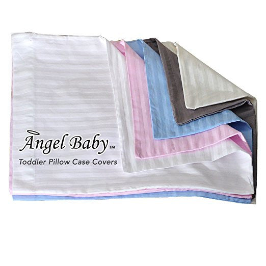 Angel Baby Cotton Toddler Pillow Case Cover - Angel Direct Products - 1