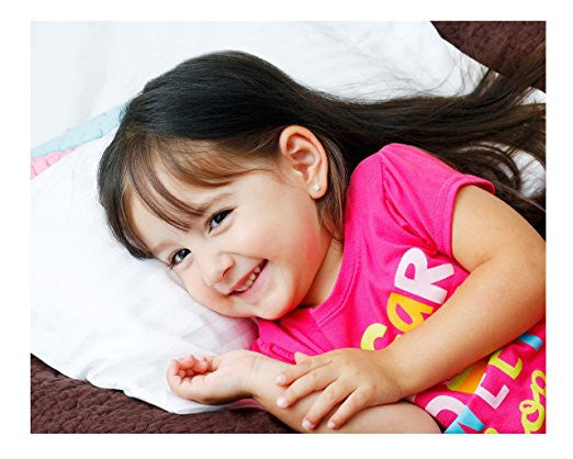 Angel Baby Cotton Toddler Pillow Case Cover - Angel Direct Products - 4