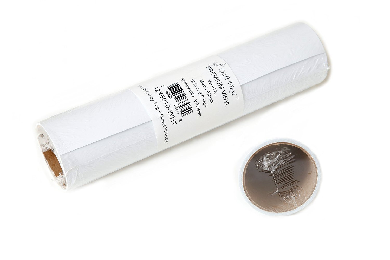 "Angel Crafts 12"" by 8' Self Adhesive Vinyl Roll - Angel Direct Products - 3"