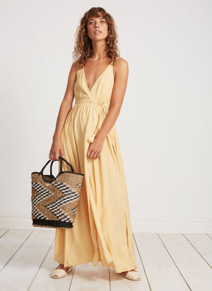 Faithfull the brand Santa Rosa Maxi Dress