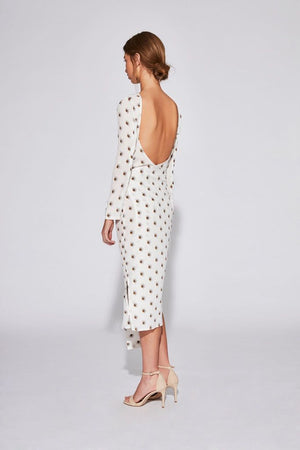 SIR the label Solene Wrap Dress