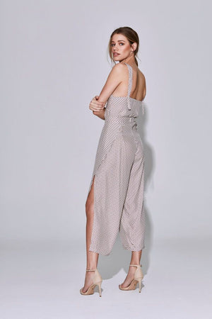 SIR the label Emelie Split Leg Pant