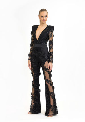 Zhivago Where you tend a rose jumpsuit