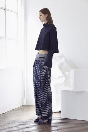 Acler Bennet Silk Pant