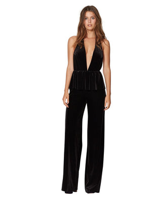 Bec & Bridge Midnight Sage Jumpsuit