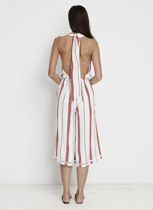 Faithfull the Brand - Fleetwood Jumpsuit London Stripes