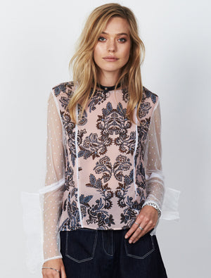 Stevie May The Cocoon L/S Top