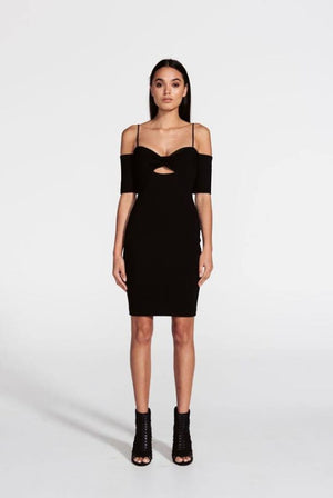 Blesse'd Demi Twist Dress