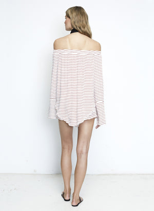 Faithfull the Brand Dream Top Muse Stripe