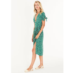 Faithfull the Brand Nina Midi Dress