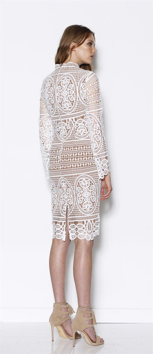 Ministry of Style Mania Lace Dress