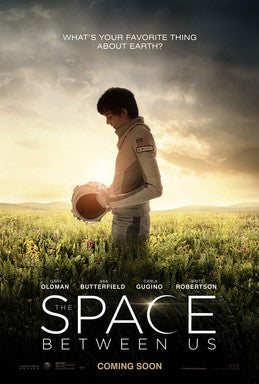 """The Space Between Us"" Movie Auction"