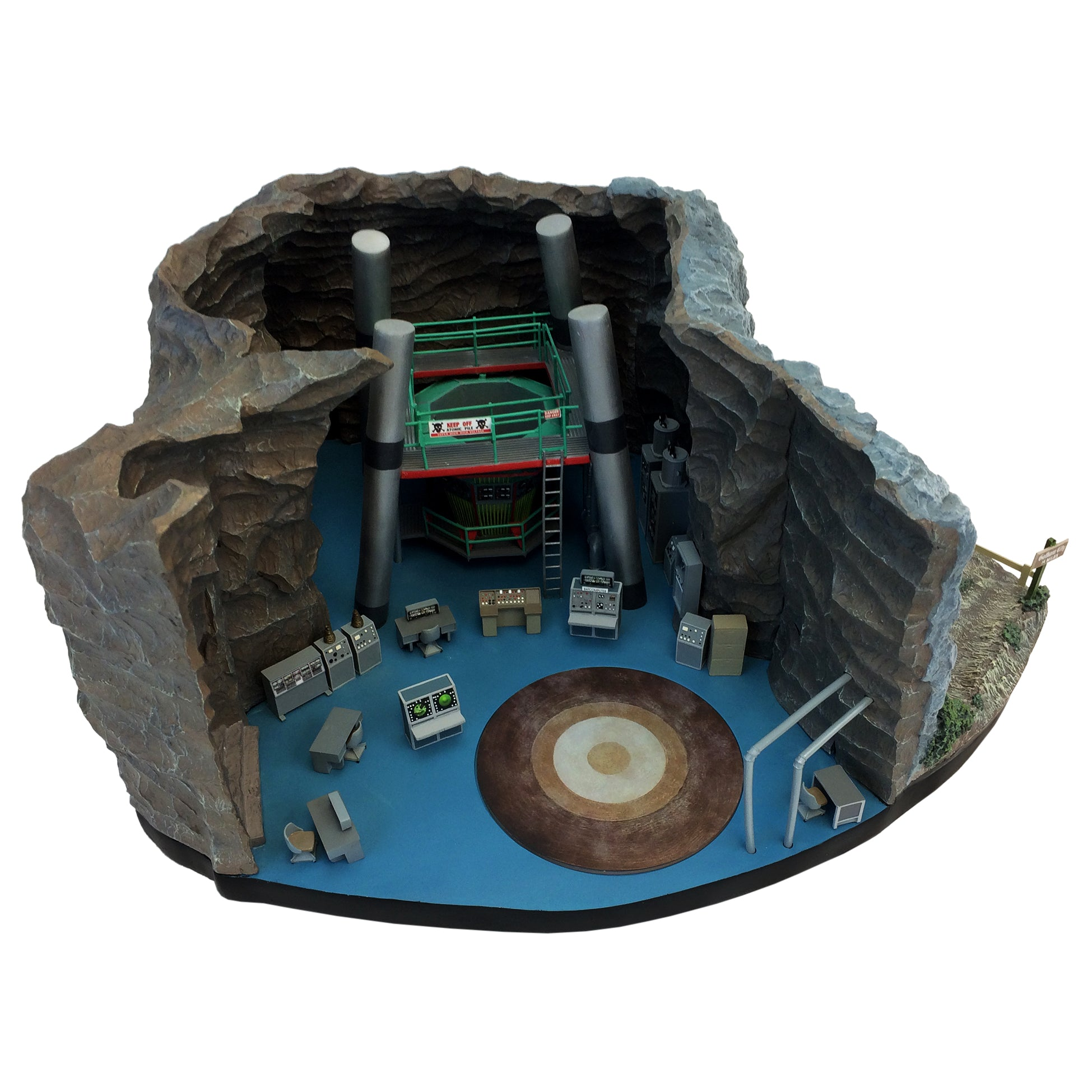 Batman - 1966 TV Series Batcave Desktop Sculpture