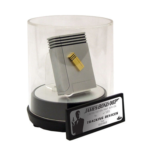 James Bond - Goldfinger Tracking Devices Limited Edition Prop Replica