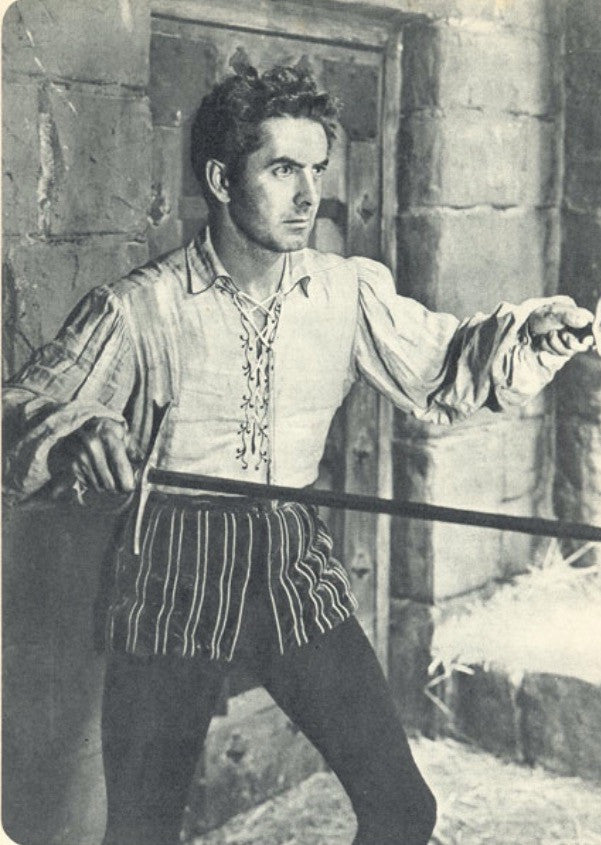 "ORIGINAL TYRONE POWERS' ""CAPTAIN FROM CASTILE"" WARDROBE PIECE (1947)"