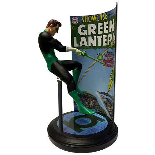 DC Comics - Green Lantern Showcase #22 Premium Motion Statue