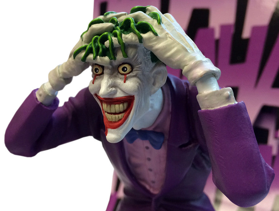 DC Comics - Birth of the Joker Premium Motion Statue