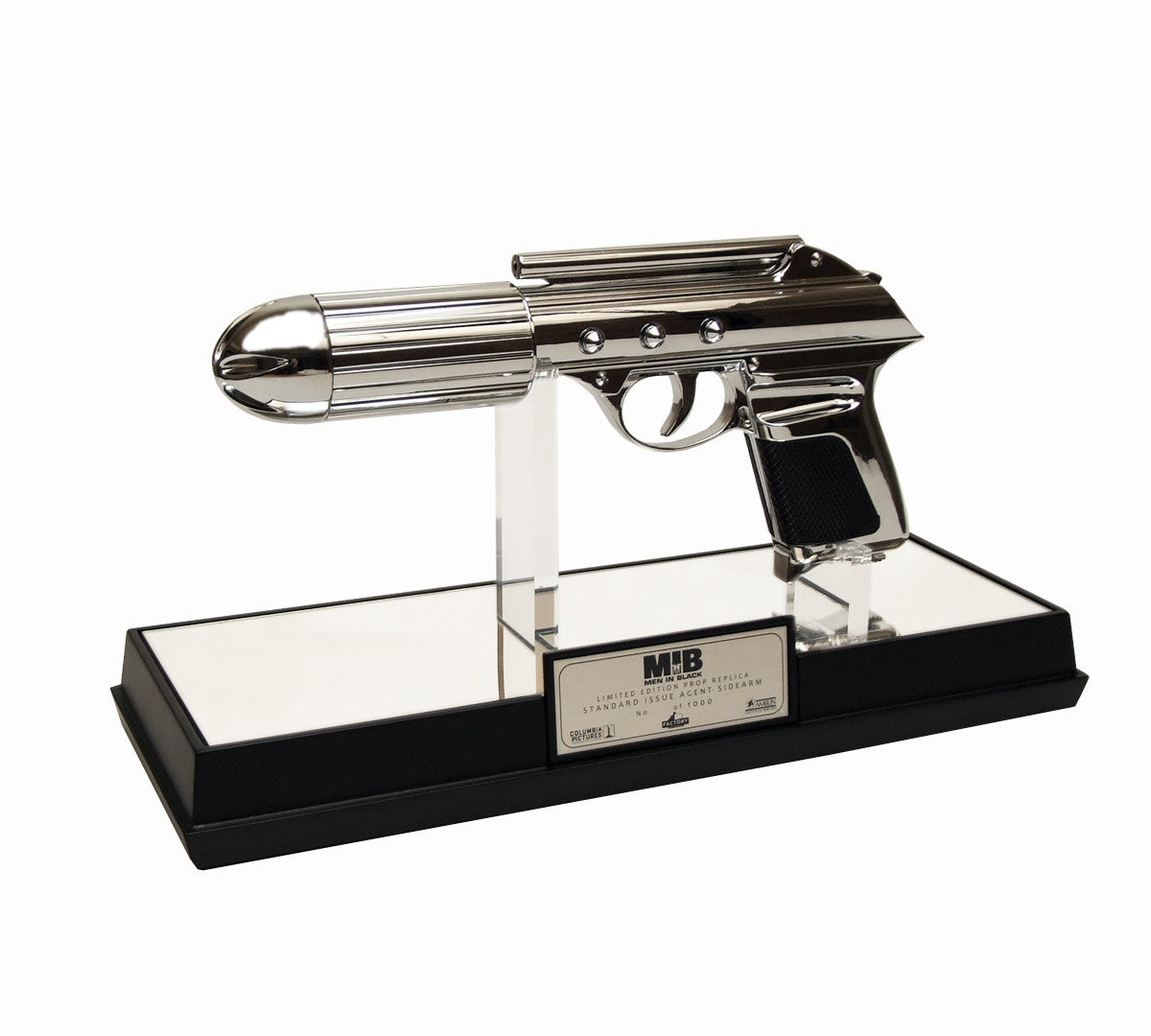 Men In Black - Standard Issue Agent Sidearm (J2) Limited Edition Prop Replica