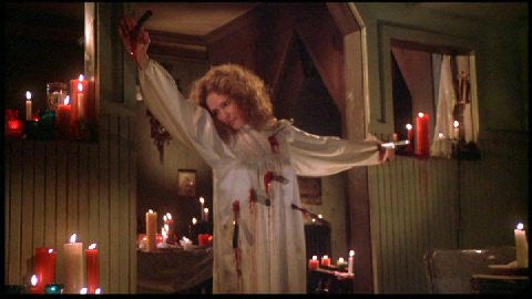 "MARGARET WHITE'S (JULIANNE MOORE) ""CARRIE 13"" CRUCIFIXION KNIFE"