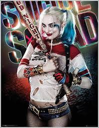 Suicide Squad - Harley Quinn SWAT Good Night Bat