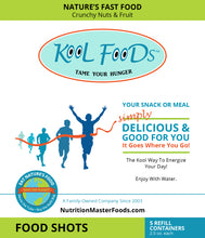 Load image into Gallery viewer, Kool Foods Food Shots