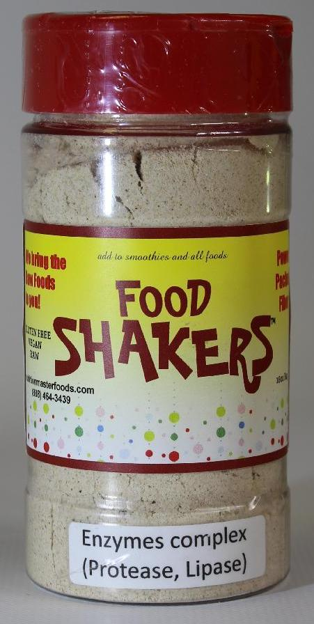 Food Shakers Raw Power Pack Fiber
