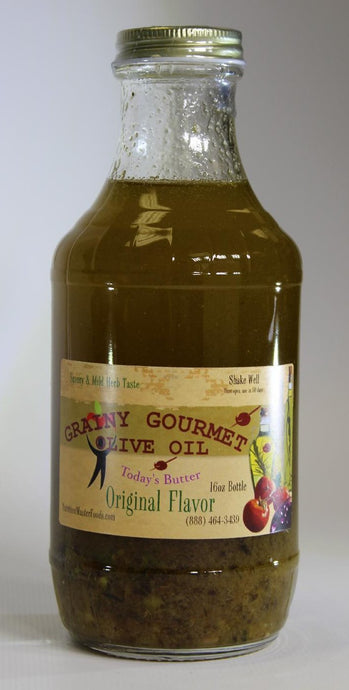 Grainy Gourmet Oil (Original) 16 oz