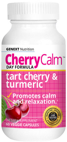 CHERRY CALM DAY Tart Cherry + Turmeric