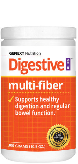 DIGESTIVE PLUS  Blend of Fibers Psyllium Husk Dissolves Fast In your Beverage or Food