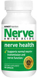 NERVE AMINOS - Brain Support Aminoacid for Clarity and Better Mood