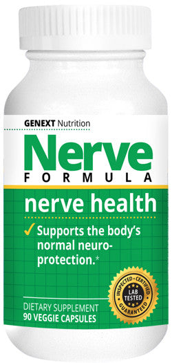 NERVE FORMULA - Blend of Powerful Antioxidants