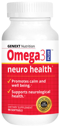 omega 3 plus bottle front