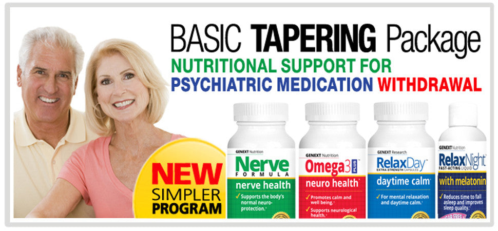 Psych drug tapering,Tart cherry, turmeric, anxiety, depression, wean off, drug-free, taper-off.