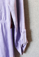Girls 14/16 XL, Arizona Jeans Light Purple Top