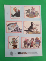 Secret of Nimh - Designs in Counted Cross Stitch - Paragon Needlecraft, Designs by Gloria & Pat, Book 5081