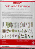 Silk Road Elegance, Studio BERNINA Design Collection Vol. 6, CD-ROM, 41 Decorative Motifs for Embroidery