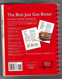 Betty Crocker Cookbook - Everything You Need to Know to Cook Today - Lots of Recipes (Combbound)