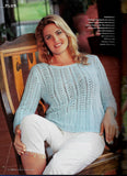 Burda VERENA Knitting Summer 2010 Back Issue Magazine - Exotic Tropical Island Wear - Lots of Patterns