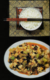 Chinese Vegetarian Cooking - Illustrated Guide