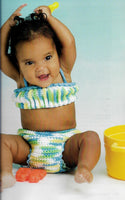 60+ Crochet Patterns for Babies /Toddlers - Clothes Blankets Toys - Needlecraft Shop 70217