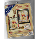 Dimensions Calico Kitten Counted Cross Stitch Kit with Embroidery Threads, Needle, Fabric & Instructions #72179